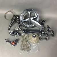 ¡Shimano R8000 grupos en stock! ultegra bicicleta de carretera grupo/165/170/172,5/175mm 50-34 52-36 53- 39 bicicleta Grupo 2*11 velocidad
