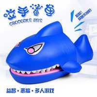 325325 juguetes truco banal divertido juguete nuevo y extraño adulto creativo scary tiburón mordedura dedo niños diversión regalos