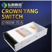 Fuente de alimentación de conmutación 800 W 70 W V 12A conductor interruptor enrutador cnc partes proveedor de fábrica