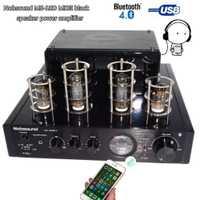 Nobsound MS-10D MKII amplificador de tubo Bluetooth amplificador de auriculares de Audio usb sin pérdida de música de alta fidelidad 2,0 amplificador