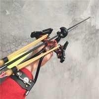 Láser Honda al aire libre pesca caza catapulta tiro de flecha de gran potencia Honda con flecha Re