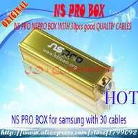 Original NS PRO box nspro con 30 unids para Samsung libera la nave de DHL