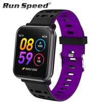 Course vitesse R11 montre intelligente Fitness Tracker IP68 étanche femmes Sport Smartwatch horloge tension artérielle hommes montre pour ios Android