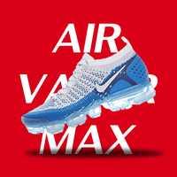 D'origine NIKE AIR VAPORMAX FLYKNIT 2 chaussures de course pour Hommes 9 Tailles Authentique Sport En Plein Air NIKE AIR Max Sneakers bonne qualité