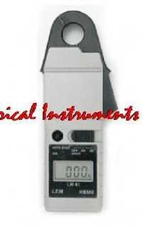 Rápido llegada FLUKE LH41A AC/DC pequeña corriente medidor pinza digital