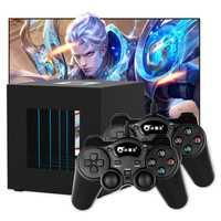 Nuevo HDMI/AV Video consola de juego 64 Bit soporte 4 K salida 600 Retro clásico Video de la familia Retro Juegos consola de juego