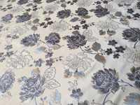 Jacquard Dacron tela sofá de alta precisión Diy hecho a mano retazos de tela de alta calidad textil para el hogar
