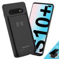 Etui de batterie sans fil pour S8 S8 Plus S9 S9Plus Note 8 note 9 S10E S10 S10 Plus avec fonction de réception de charge sans fil Qi