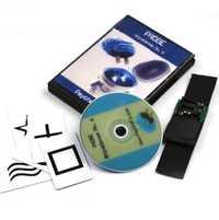 Sonde haute qualité RhineSense Mk. 4 (Version de carte ESP + DVD), magie de carte, Gimmick, mentalisme d'accessoires, tour de magie, jouets, classique