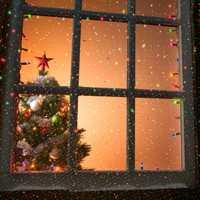 Estrella lluvia lámpara de Proyector láser lluvia de meteoritos boda fiesta de vacaciones de Navidad Proyector láser etapa Luz de jardín al aire libre