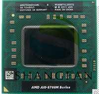 AMD portátil A10 5750 M A10-5750m AM5750DEC44HL hembra FS1 CPU 4 m Cache/2,5 GHz/Quad-Core procesador GM45/PM45