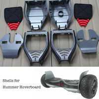 DIY reemplazo exterior Shell conjuntos para la energía Ultra Hummer Hoverboard 2 rueda auto equilibrio inteligente Scooter Eléctrico Skateboard
