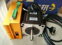 NEMA34 6N m 2 Fase fácil servo de bucle cerrado paso a paso motor kit CNC AC20-75V LCDA86H + LC86H298