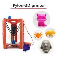 ACEHE Mini bricolaje impresora de escritorio de 3D de impresión 20 mm/s soporte USB de seguridad tarjeta Digital de alta precisión FDM impresora