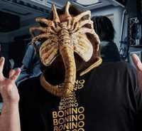 Alien Predator 1:1 tamaño Facehugger Cosplay pacto oficial Poseable Prop réplica figura Juguetes
