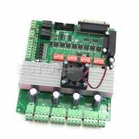 4 eje nuevo TB6600 controlador CNC corriente máxima 5A 36 V tablero de conductor del Motor de pasos