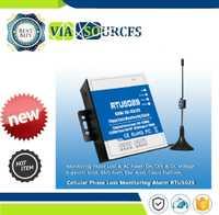 RTU5029 inalámbrico GSM 3G 4G LTE Control de pérdida de fase alarma alto-bajo voltaje falla de energía con alerta SMS automatización Industrial