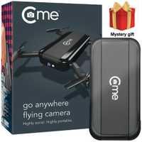 RC Drone WiFi FPV Selfie 8MP Pixel HD 1080 P Cámara GPS de altitud modo plegable Quadcopter