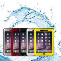 La alta calidad de servicio pesado caso protección completa cubierta híbrida para Air2 a prueba de choques de la armadura de Tablet