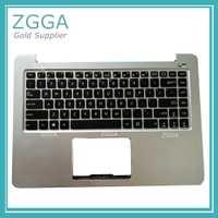 Genuino nuevo para ASUS K401 A401 K401L K401LB Palmrest teclado bisel cubierta Shell
