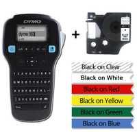 DYMO LM160 machine à étiquettes anglais portable étiquette imprimante LMR-160 autocollants imprimante d'étiquettes 45013 40913 45018 43613 45010