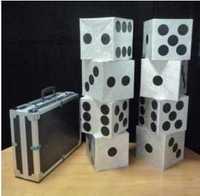 Gran Dados producción, cartomagia, ilusiones, trucos de cartas novedades, de cerca, magia comdy