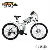 26 pulgadas eléctrico Bicicleta eléctrico de la motocicleta Bicicleta Plegable con batería de Bicicleta Plegable de Moto Bicicleta Electrica