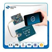 13.56 Mhz Iso18092 ISO 14443 À Puce Sans Contact NFC Kiosque Lecteur de Carte Avec Antenne Détachable Conseil ACM1252U-Y3