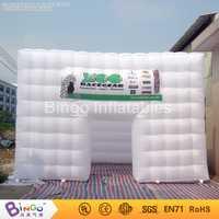 Tienda de campaña inflable envío gratis Facet australia 6X6X4 metros wigwam inflable para tienda de juguetes