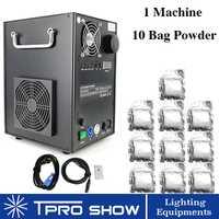 400 W bengalas frío chispa máquina de fuente de Dmx512 Control remoto fuegos artificiales Sparkular etapa Pyro proyector para evento de boda DJ