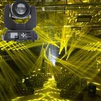 Pantalla táctil de alta calidad de 230 w 7r sharpy haz 7r 230 w cabeza móvil luz dj equipos