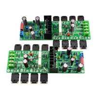 De doble canal 250 W * 2 estéreo HiFi amplificador de potencia de Audio montado de placa y Kit de bricolaje