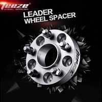 Entretoises de roue Teeze 5x114.3 adaptateurs en alliage d'aluminium 5x4.5 CB 70.3mm adaptés aux jantes de roue ford Mustang Toyota 20mm 2 pièces