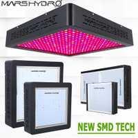 Marte Hydro 300 W 400 W 600 W 900 W 1600 W lleno espectro LED crecer luces creciente lámpara de interior planta de siembra de crecer y de iluminación