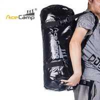 AceCamp 40 L al aire libre Camping perezoso deportes bolsa playa impermeable Drift Dry bolsa Duffel con correa de hombro de alta capacidad