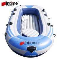 Deportes de agua al aire libre dos inflable kayak balsa barco doble 2 a la deriva barco inflable barco de pesca seguro engrosamiento