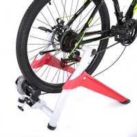 Lixada ciclismo Bike Trainer profesional interior magnético bicicleta entrenador ejercicio soporte 6 niveles de resistencia