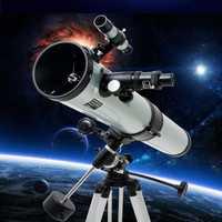 Télescope astronomique réfléchissant à grande ouverture 350 fois Ultra HD Zoom télescope monoculaire Observation spatiale adulte F70076