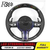 LED volante para BMW 1/2/3/4/5/serie volante F22/ e90/E92/F30/F10 de dirección