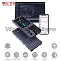 QIANLI iCopy pantalla LCD fotómetro para iphone 7 8 8P X XR XS Max fotosensible Color Original Baseband Chip reparación programador