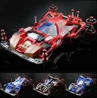 BROCKEN GIGANT/STRATO VECTOR/arma bravatas XTO DD Mini 4WD modelo de coche FM chasis
