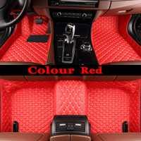 CARFUNNY tapis de sol de voiture pour LHD et RHD tous les modèles E63 E64 F06 F12 F13 630Ci 630i 640i 650i 645ci GT accessoires d'intérieur de voiture