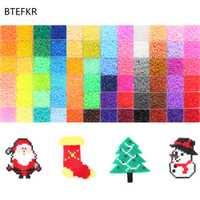 72 couleurs 72000 pièces 2.6mm Hama Perles 3D Puzzle jouets pour enfants Juguetes enfants jouets éducatifs Perler Perles de Hama