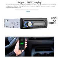 1 Din 12 V coche DVD reproductor de CD vehículo MP3 estéreo de coche manos libres Autoradio de Audio BT Radio 5014 coche-estilo de Control remoto inalámbrico