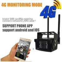 CA33 1080 P 960 P 4G SIM tarjeta Wifi hot-spot cámara Ip IR Mini LED inalámbrico de seguridad de interior al aire libre Wifi cámara Ip 4G