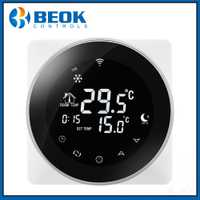 Beok TGR87 WiFi Thermostat intelligent chauffage par le sol électrique 16A régulateur de température