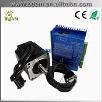 4N. M 4a 60mm lazo cerrado Motores paso a paso nema24 con conductor y 3 m Cables/longitud: 120mm 60hs100-4004xsv1000
