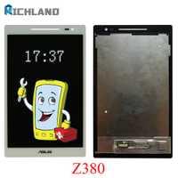 Original de 8 pulgadas para Asus Zenpad 8,0 Z380 Z380KL Z380CX Z380CX Z380C Z380M P024 pantalla LCD + digitalizador de pantalla táctil la Asamblea