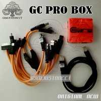 El más nuevo Verison GC Pro Box GC PRO BOX GcPro Box con 7 cables para Samsung ZTE Huawei MTK CDMA envío gratis