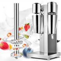 18 de grado comercial profesional batidos de licuadora de alimentos mezclador exprimidor comida fruta procesador agitador de leche para la venta